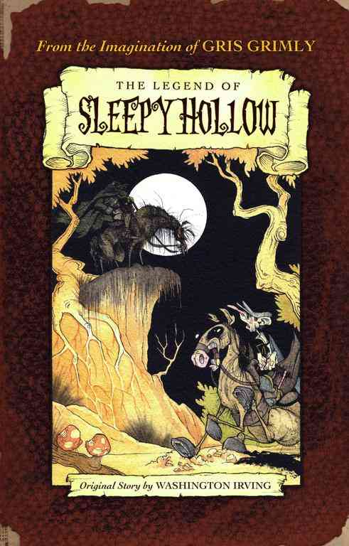 The Legend of Sleepy Hollow By Irving, Washington/ Grimly, Gris (ILT)